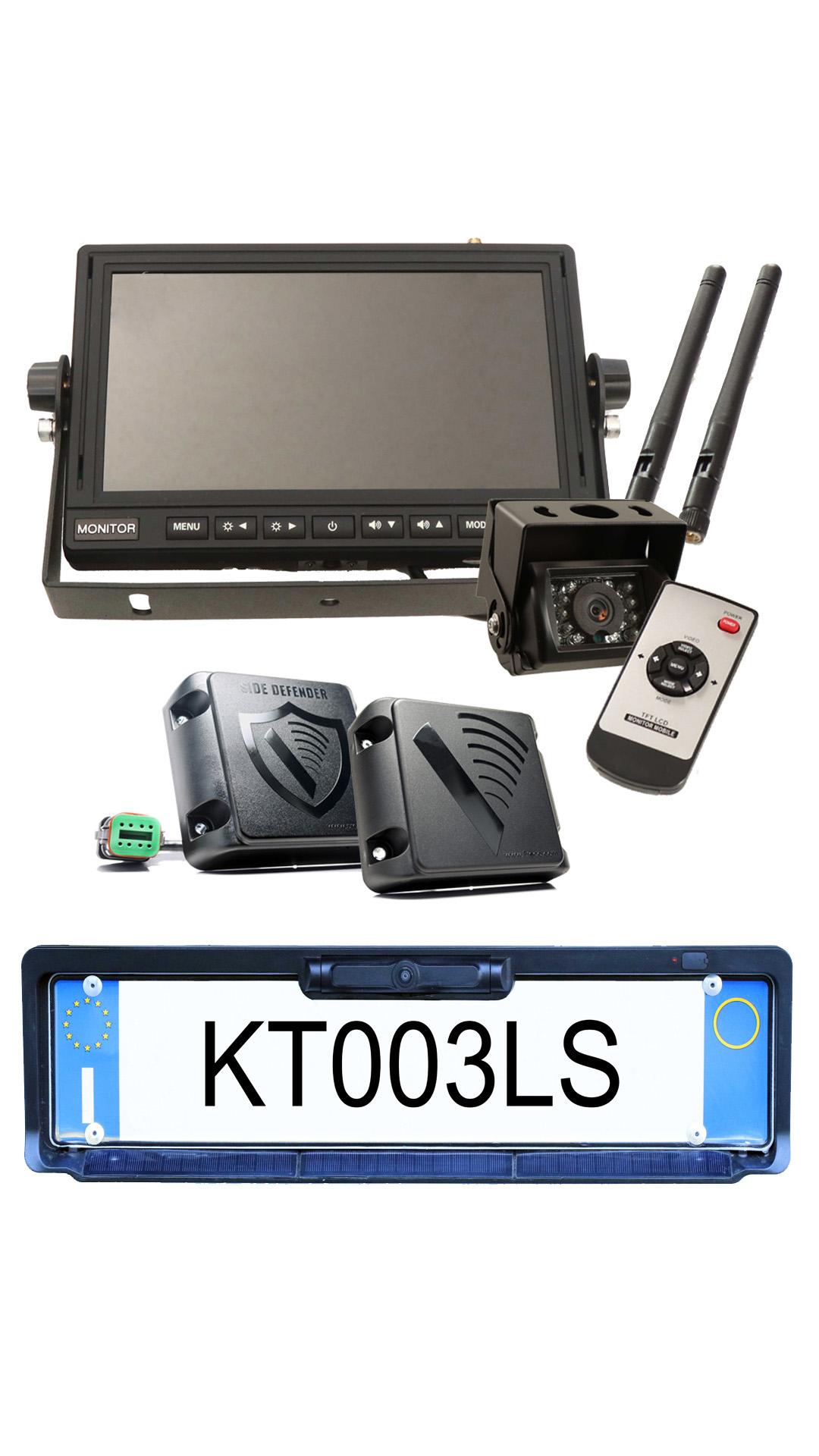 Kit telecamere e sensori